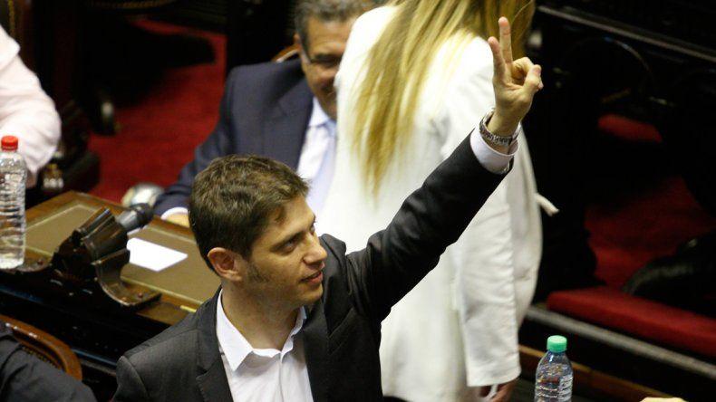 Kicillof cuestionó las medidas económicas de Macri