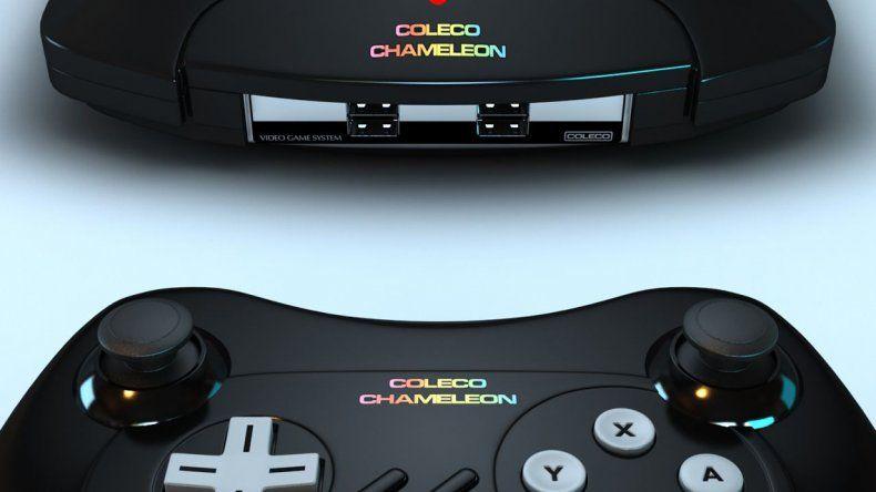 Lanzan una consola de juegos basada en cartuchos