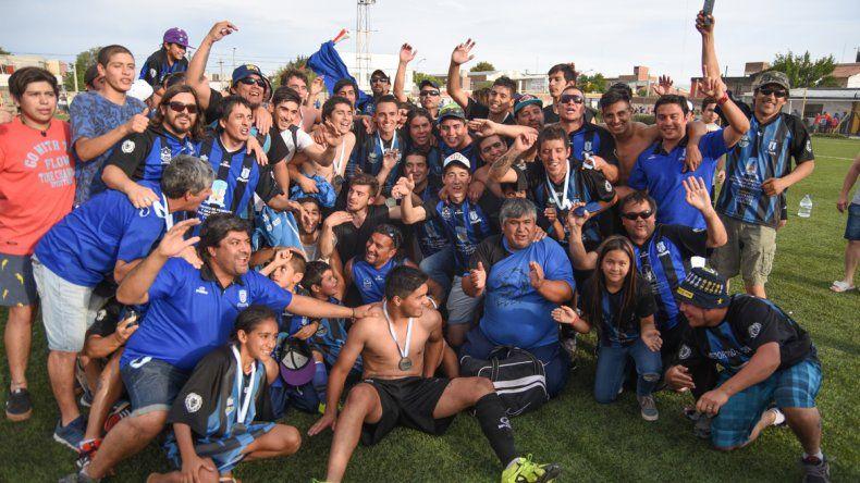 Deportivo Rincón se consagró tricampeón de la Copa Neuquén