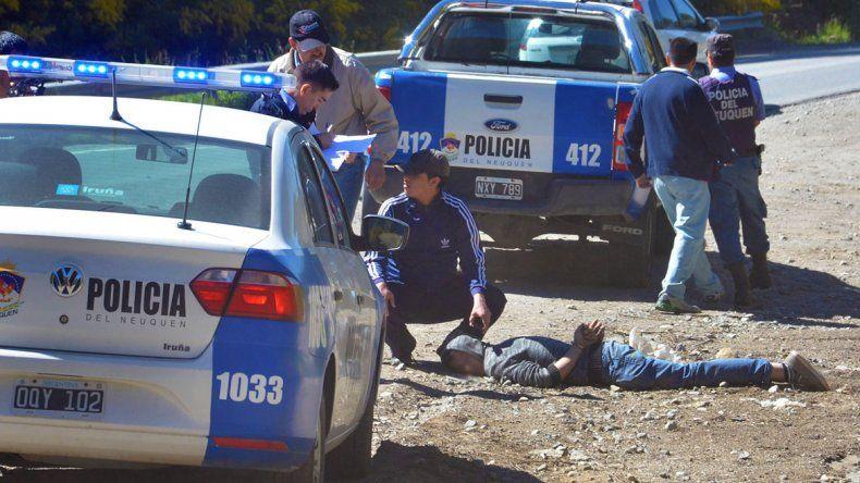 La Policía logró detener al ladrón tras citarlo para comprarle parte del botín.