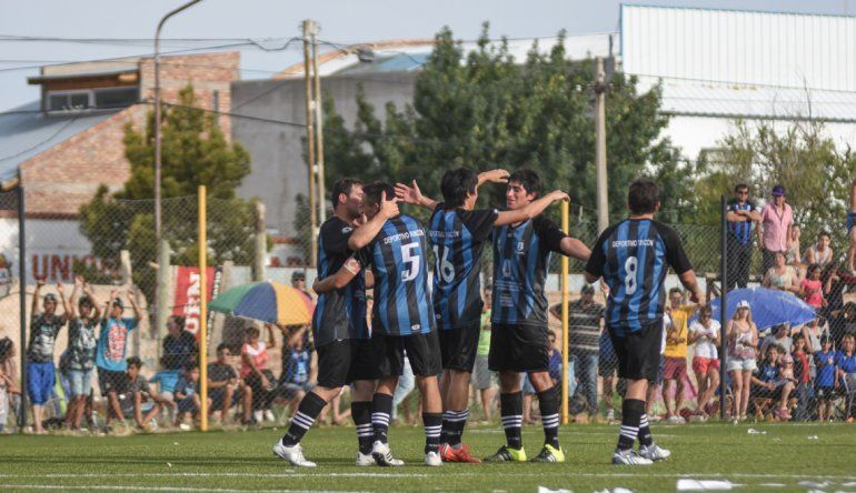 El Deportivo Rincón se consagró tricampeón de la Copa Neuquén.