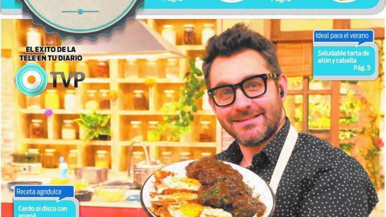 Cocineros Argentinos te invita a innovar con las mejores recetas