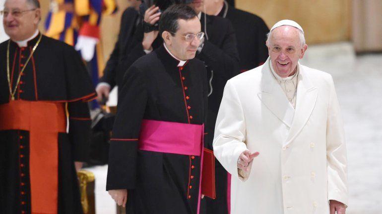 El papa Francisco visitará México en febrero del año que viene.