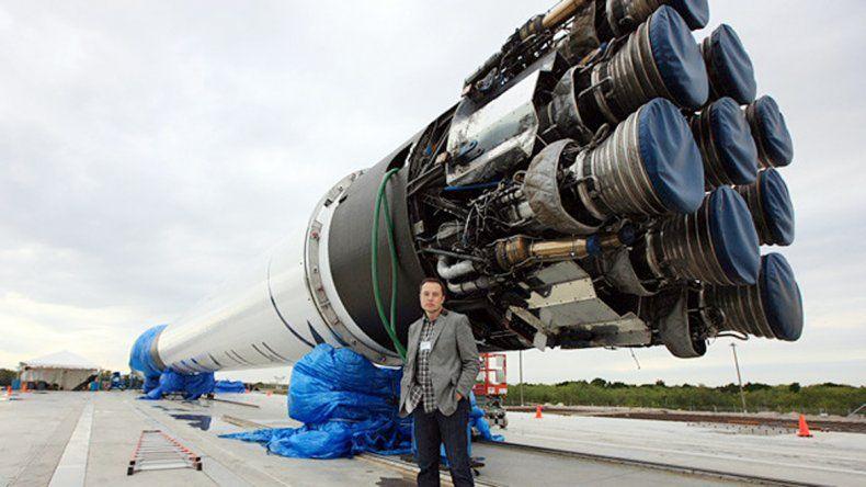 El Falcon 9 tuvo dos intentos de aterrizaje previos