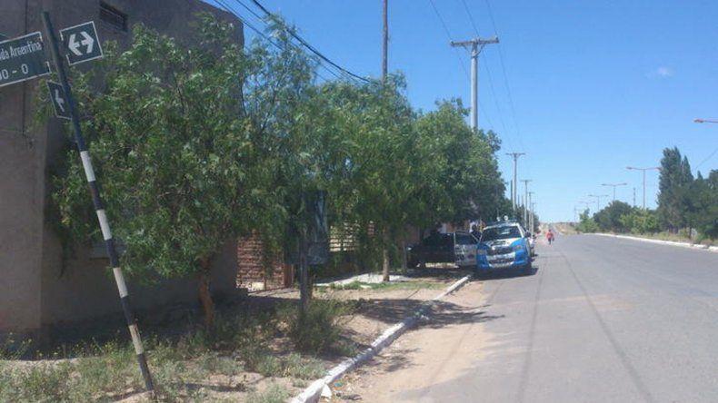 Ladrón en silla de ruedas fue atrapado por los vecinos