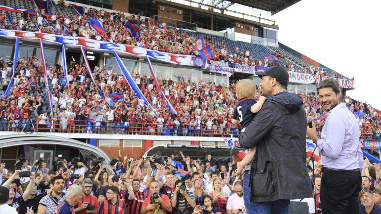 Carrefour aceptó la oferta y San Lorenzo volverá a Boedo