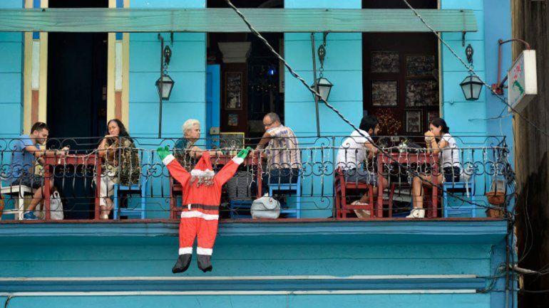 Festejos: así se vivió la Navidad en todo el mundo
