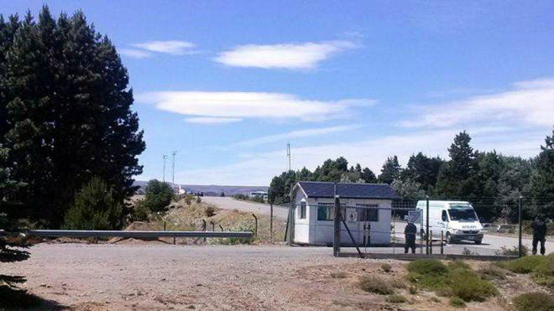 Macri y su familia llegaron en avión a Bariloche y luego se trasladaron a Villa La Angostura en helicóptero.