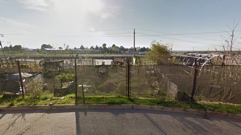 Cultivaban plantas de marihuana en una huerta municipal de Parque Industrial