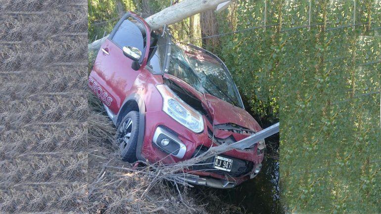 Mañana de accidentes y conductores borrachos