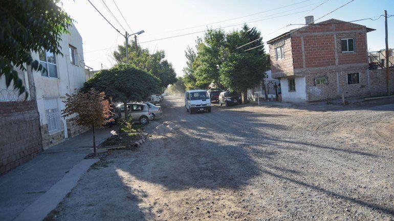 El barrio Bouquet Roldán