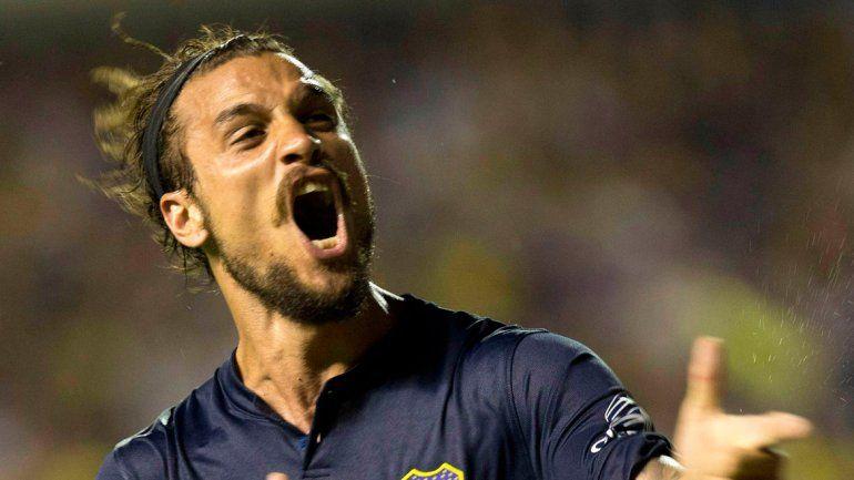 Osvaldo sigue en duda.