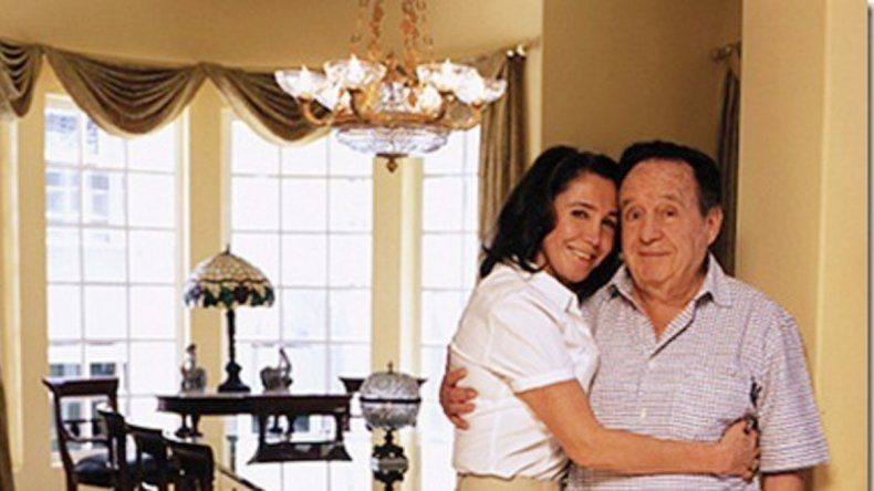 La pareja vivió los últimos años en la mansión de Cancún