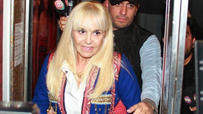 Claudia cree que con esta nueva medida ella será beneficiada porque Diego hizo negocios millonarios en Dubai.