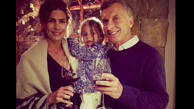 Vía twitter, Macri saludó a los argentinos: Feliz 2016