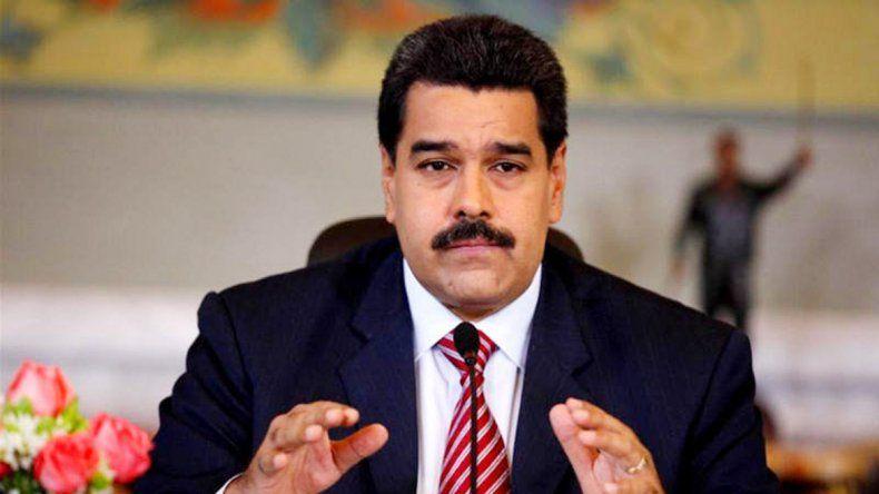 Maduro declara el estado de excepción por tres meses