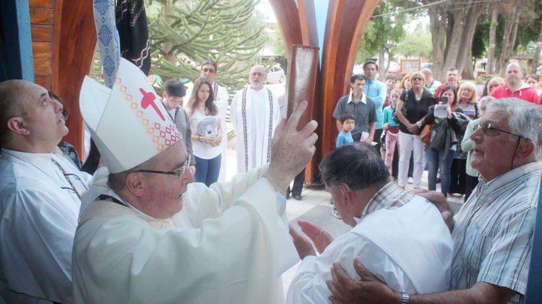 El obispo dijo que misericordia significa tomar a pecho la realidad del otro.