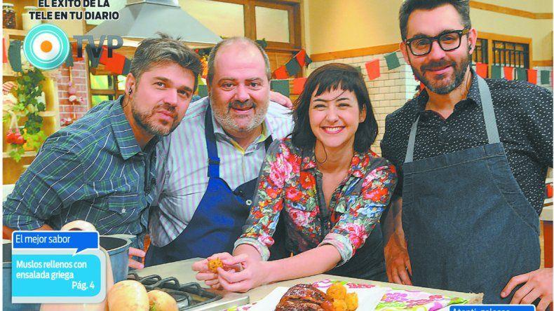 Empezá el 2016 con las mejores recetas de Cocineros Argentinos
