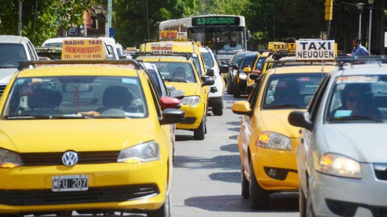 Los taxistas decidieron a fines del 2015 incluir el sistema requerido.