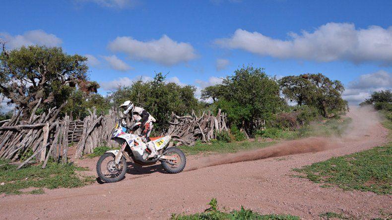 En la tercera etapa, el circo del Dakar llega a Jujuy