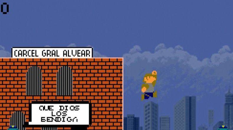 Super Lanatta Bross, el juego de la triple fuga
