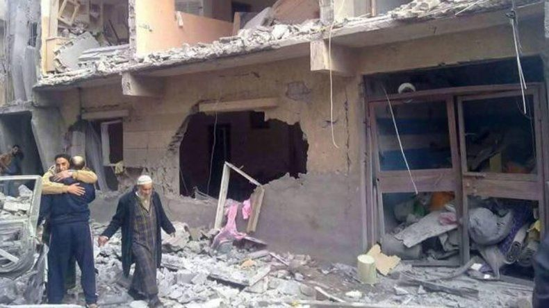Decenas de muertos y heridos en un atentado contra la policía en Libia