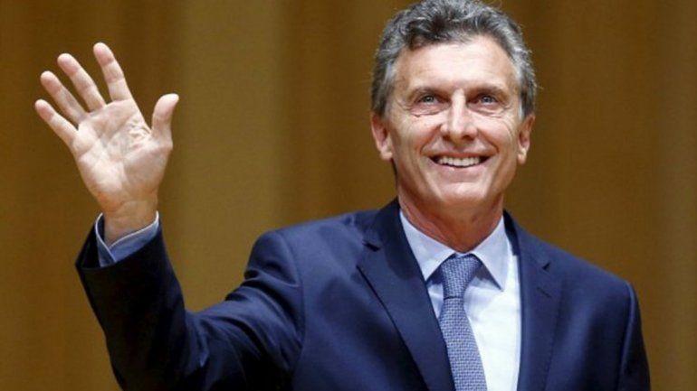 Macri se fisuró una costilla y deberá hacer reposo
