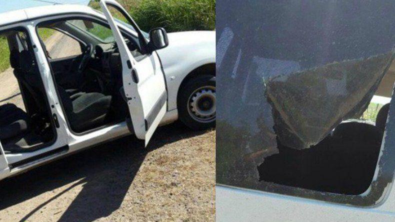 Tres gendarmes heridos en un nuevo tiroteo con los prófugos
