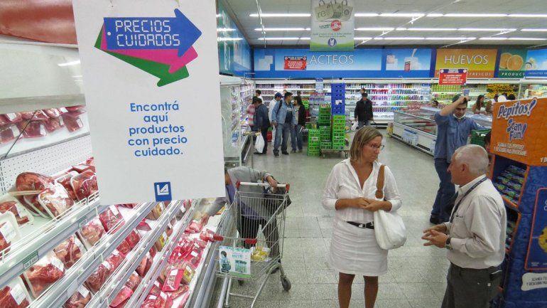 Extienden Precios Cuidados con 317 productos y una suba de 3,9%