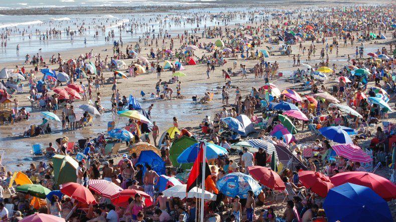 Más de 20 mil personas arribaron en la primera semana de enero.