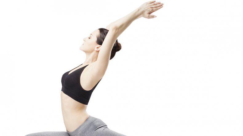 Yoga. En sánscrito significa unidad