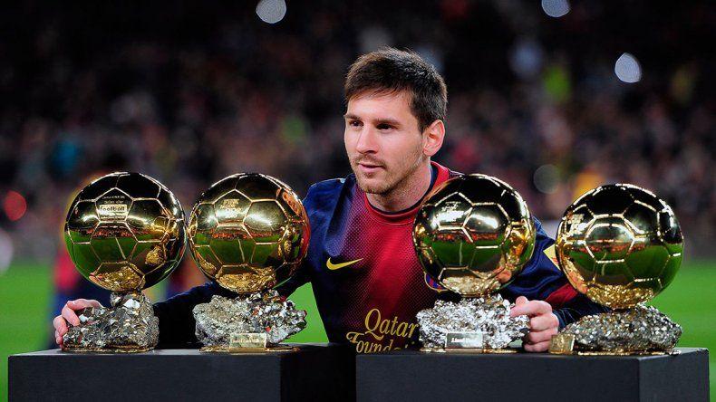 Más gloria. Lionel es el máximo candidato a obtener hoy el cetro.