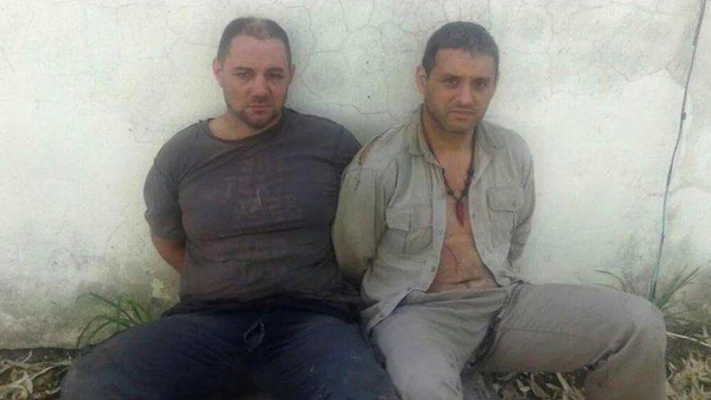 El vicegobernador de Santa Fe aseguró que detuvieron a Cristian Lanatta y Víctor Schillaci
