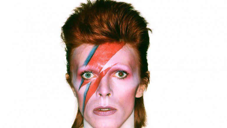 Ziggy Stardust. Su alter ego andrógino