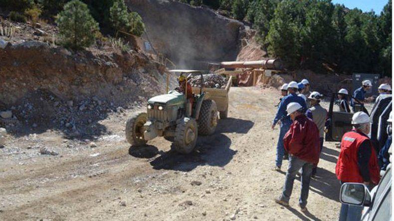 Licitan la mina de oro que abandonó Andacollo Gold