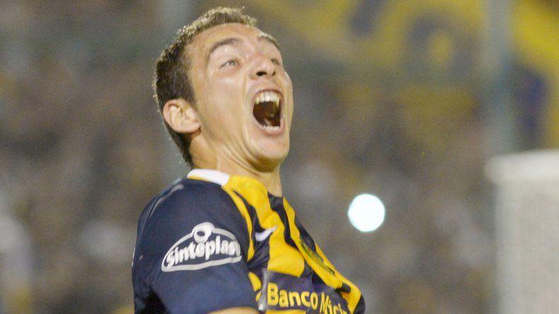 Marco Ruben se emocionó tras el fichaje más esperado de Rosario.