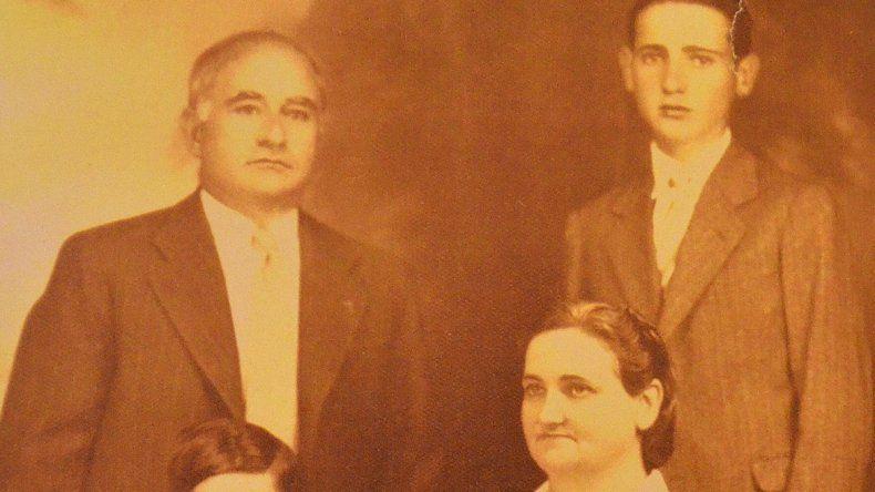 Agustín y Manuela
