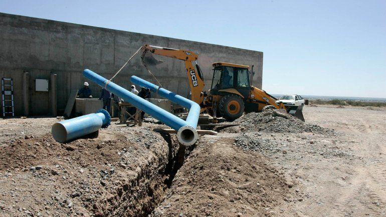 Inminente inauguración de la obra que abastecerá a la ciudad.