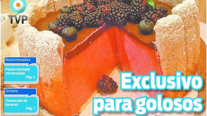 Cocineros Argentinos y un número dedicado a los golosos