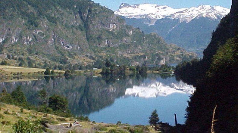 La región andina de Aysén donde se prevé la hidroeléctrica.
