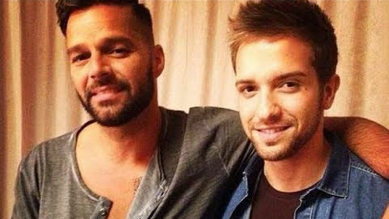 A fines del año pasado se lo vinculó con el cantante español Pablo Alborán