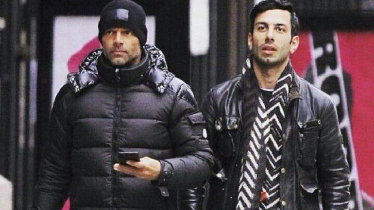 Días atrás se vio al cantante paseando por las calles de Nueva York con su nueva pareja