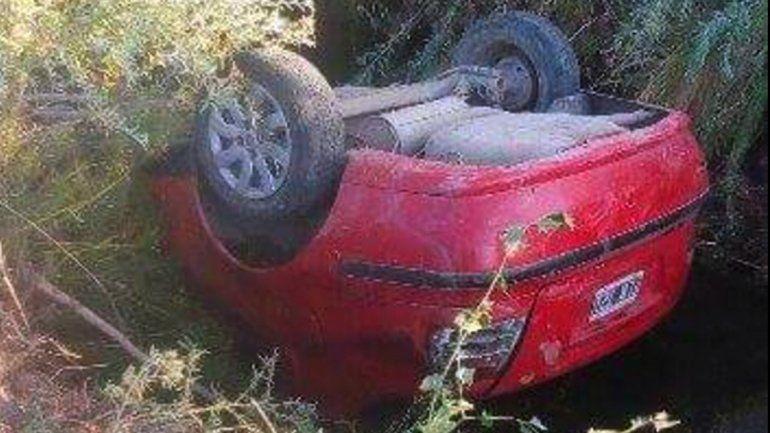 Una bebé murió en otro accidente en la Circunvalación