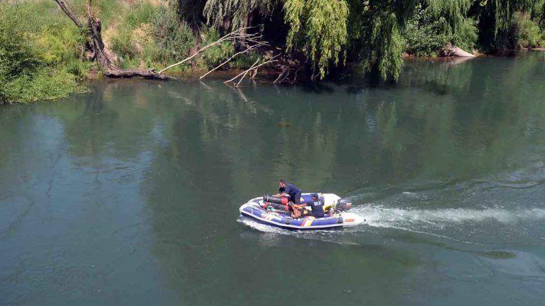 Se ahogó un mochilero porteño en Cuatro Esquinas