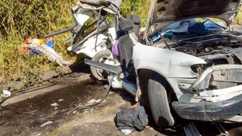 Un nene neuquino murió durante un choque frontal en Chile: su familia está grave