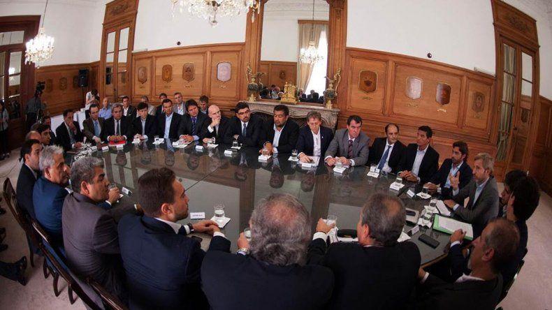 Provincia participó del encuentro nacional por la reforma electoral