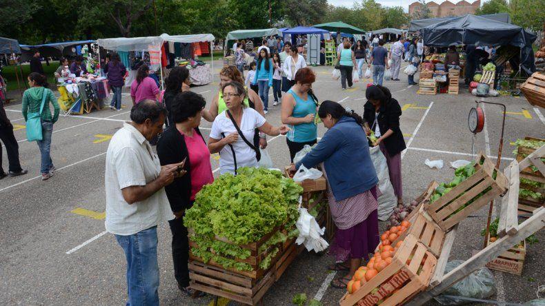 Municipio intimó a la Feria Central a que regularice sus servicios