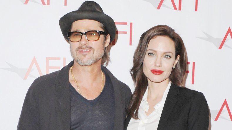 Brad Pitt planea iniciar el trámite de divorcio en febrero