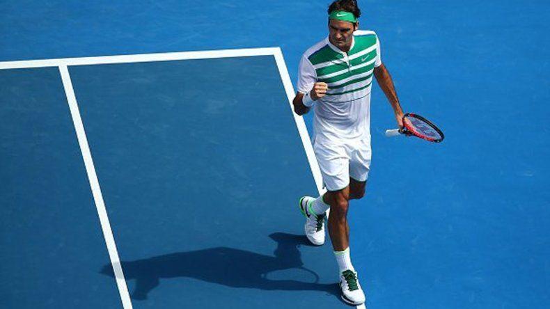 Federer y Djokovic ganaron y se enfrentarán en semis de Australia