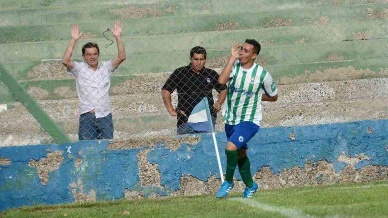 El grito sagrado: un gol de Maronese.